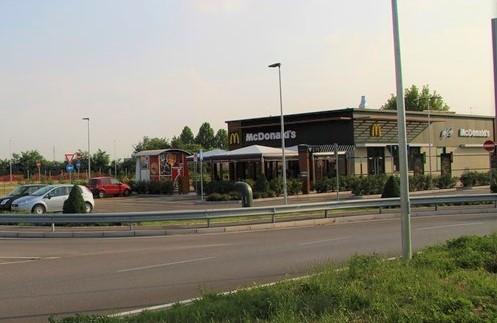 RETAIL-MONSELICE-PD-MC-DONALDS